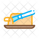 Piece Butter Knife Icon
