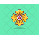 Spring Flower Agriculture Floweret Icon