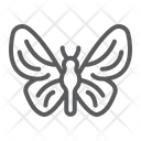 Butterfly Nature Fly Icon