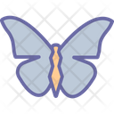 Animal Butterfly Beautiful Icon
