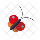 Butterfly Inssect Fly Icon