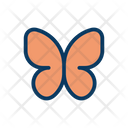 Animal Beauty Butterfly Icon