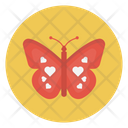 Butterfly Insect Bee Icon