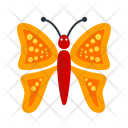 Butterfly Insect Bug Icon