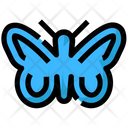 Spring Butterfly Fly Icon
