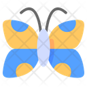 Butterfly Forest Animals Icon