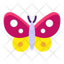 Beetle Moth Fly Icon