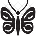 Bug Butterfly Flower Icon