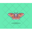Bird Insect Butterfly Icon