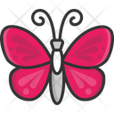 M Butterfly Icon