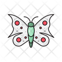 Butterfly Park Nature Icon