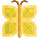Butterfly Garden Flower Icon
