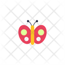 Butterfly Animal Fly Icon
