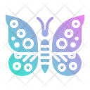 Butterfly Pollen Spring Icon
