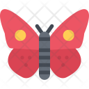 Butterfly Bird Icon