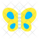 Butterfly Insect Spring Icon
