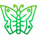 Butterfly Animals Zoology Icon