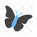 Butterfly Animal Wildlife Icon