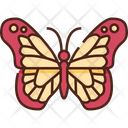 Butterfly Insect Nature Icon