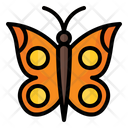 Butterfly Bug Animal Icon