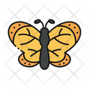 Butterfly Insect Animal Icon