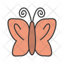 Butterfly Ii Animal Icon