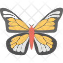 Butterfly Monarch Spring Icon