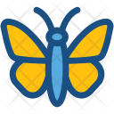 Butterfly Insect Lepidoptera Icon