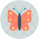 Butterfly Decor Happiness Icon