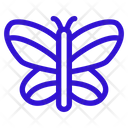 Butterfly Fly Wing Icon