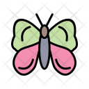 Butterfly Painted Lady Icon