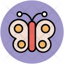 Butterfly Monarch Insect Icon