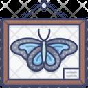 Butterfly Board Icon