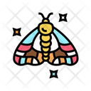 Butterfly Boho Icon