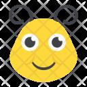 Butterfly Head Icon
