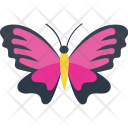 Butterfly Insect Icon