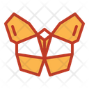 Butterfly Origami Icon
