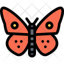 Butterfly Pet Animal Icon