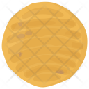 Butterscotch Cookie Icon