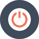 Button Off Power Icon