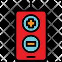 Button Canvare Machine Icon