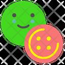 Button Accessories Icon