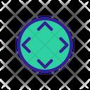 Button Controller Game Icon