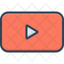 Button Music Player Icon