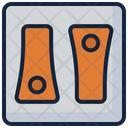 Button Switch Control Icon