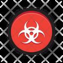 Button Malware Icon