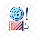 Button Repair And Replacement Clothing Button Icon