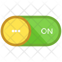 Buttons Configuration Lever Icon