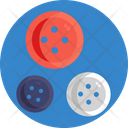 Buttons Tailor Button Icon