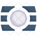 Buttons Panel Icon